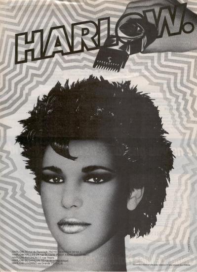 1978 pub coiffeurs Harlow