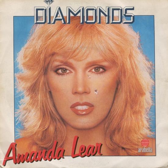 Amanda Lear - Diamonds For Breakfast