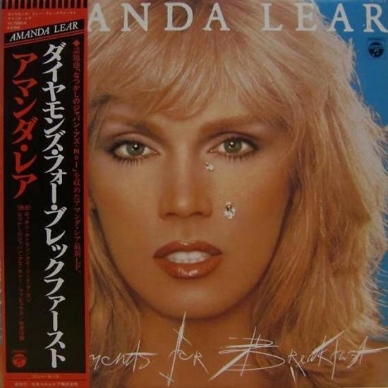 AmandaLear: Diamonds For Breakfast, 1979