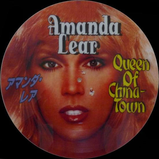 2009 'Queen of China-Town' Amanda Lear, Israël