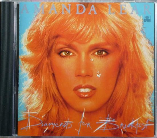 1980 Diamonds For Breakfast, Amanda Lear, cd