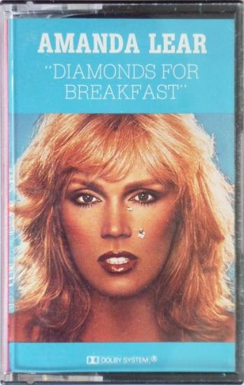 1980 'Diamonds for breakfast' Amanda Lear, France