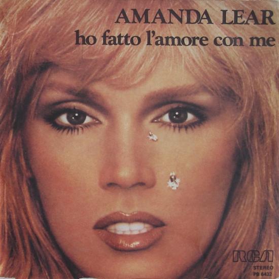 Amanda Lear: Ho fatto l'amore con me, 1980
