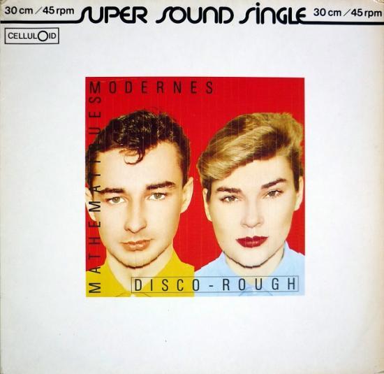1980 Mathématiques Modernes 'Disco rough', Allemagne