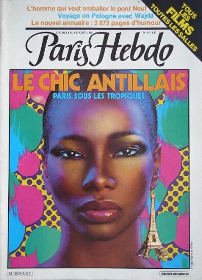 1980 Paris hebdo n°4