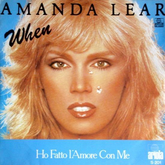 Amanda Lear: When, 1980