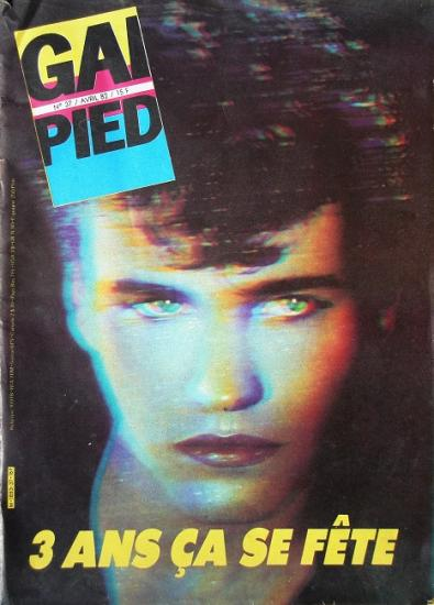 1982 Gai pied n°37