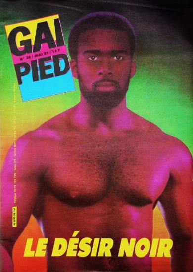 1982 Gai pied n°38