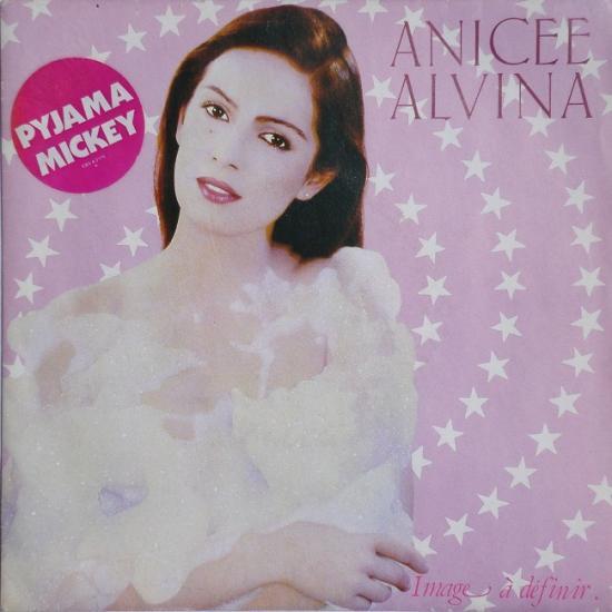 Anicée Alvina: Image à définir, 1982