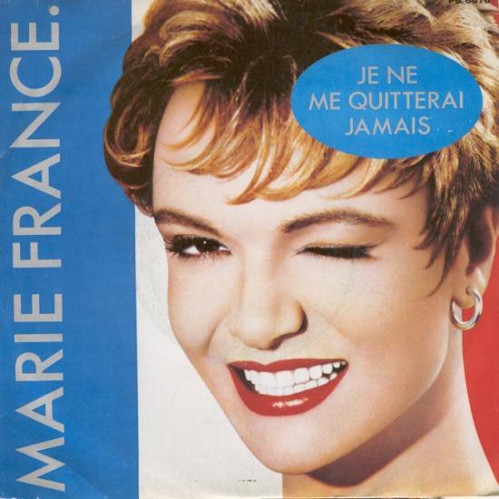 Marie-France: Je ne me quitterai jamais, 1982