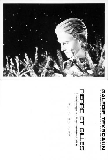 1983 cart expo gal Texbraun, Paris
