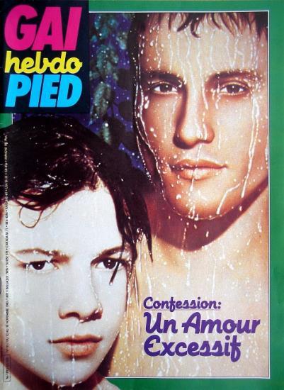 1983 Gai Pied n°93