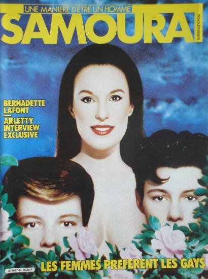 1983 Samouraï international n°6