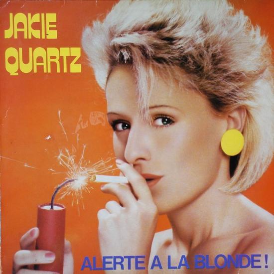 Jakie Quartz: Alerte à la blonde!, 1984