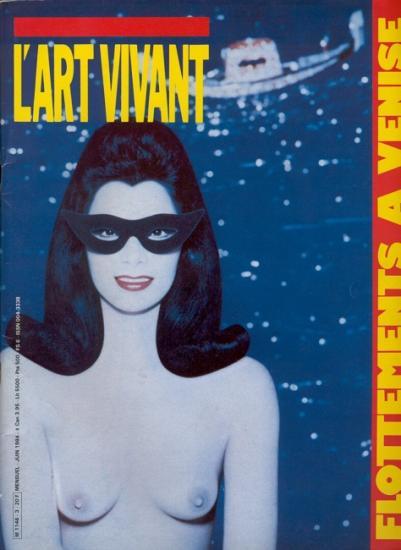 1984 L'art vivant n°3