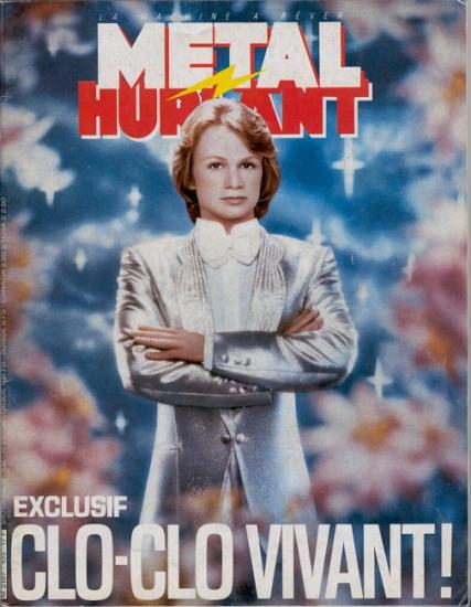 1984 Métal hurlant n°103