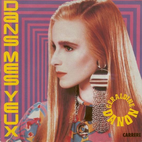 Géraldine Danon: Dans mes yeux, 1985