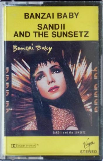 1986 'Banzaï baby' Sandii and The Sunsetz, Australie