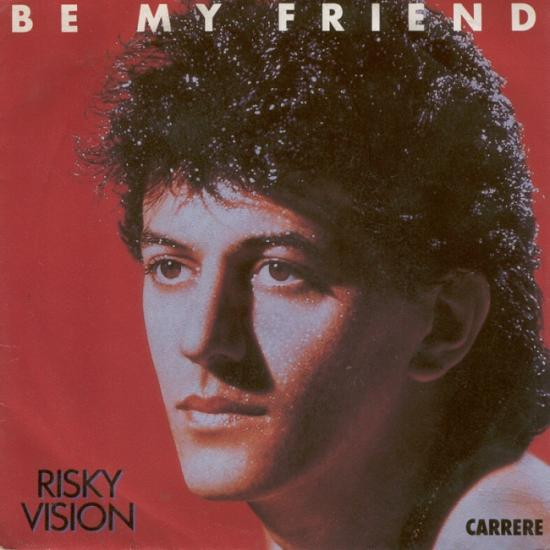 Risky Vision: Be my friend, 1986