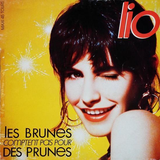 Lio: Les brunes comptent pas pour des prunes, 1986