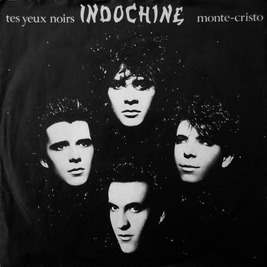 Indochine: Tes yeux noirs, 1986