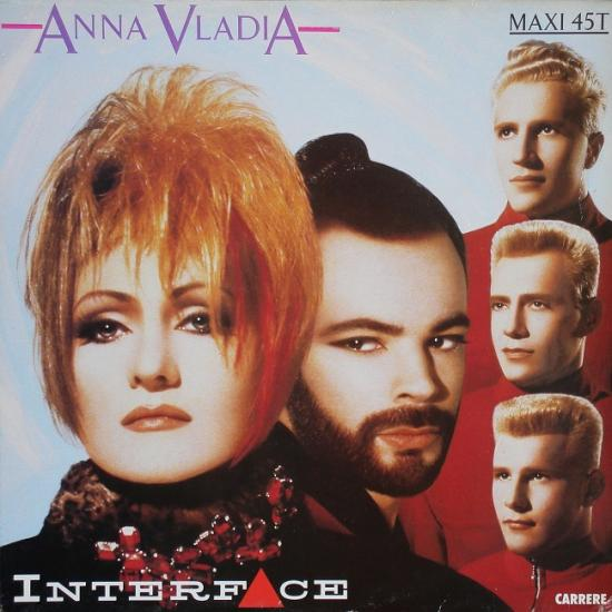 Interface: Anna Vladia, 1987