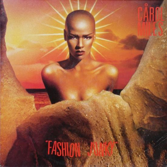 Carol Miles: Fashion junky, 1987