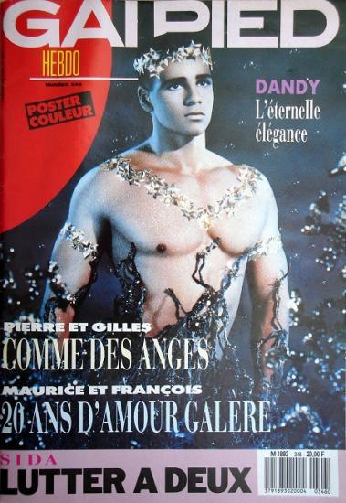 1988 Gai Pied n°346