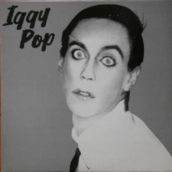 1988 33t promo Iggy Pop Live at the channel Boston 19-07-88