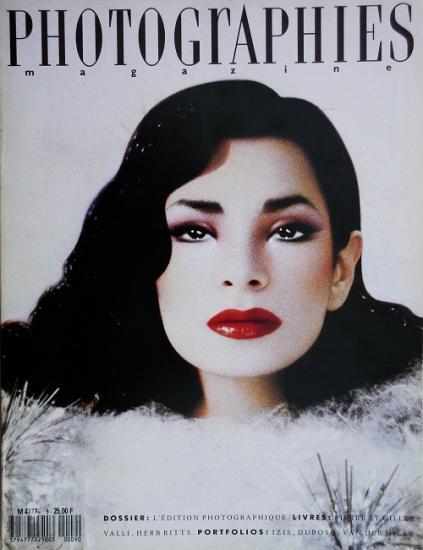 1988 Photographies magazine, n°9