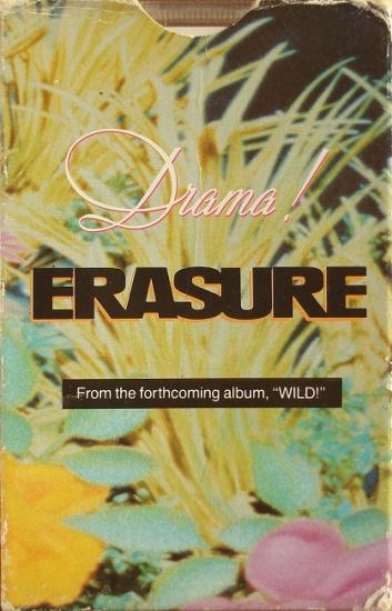 1989 'Drama!' Erasure, UK