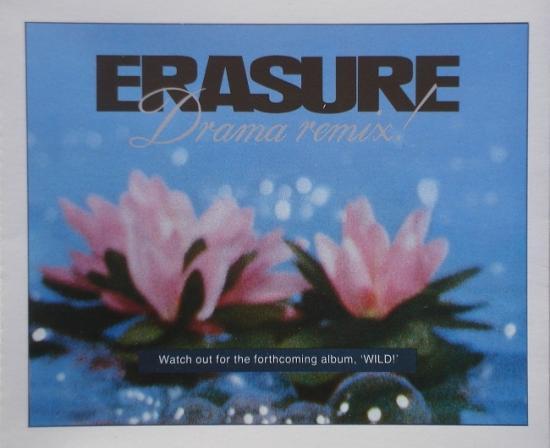 Erasure: Drama remix!, 1989, cd maxi
