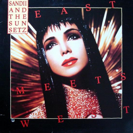 Sandii & the Sunsetz: East meets west, 1989