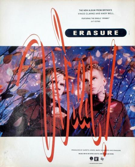 1989 promo album d'Erasure, Wild!