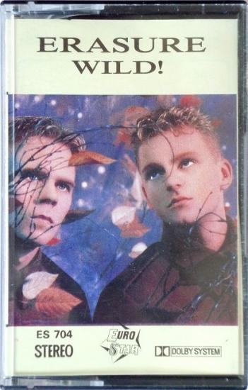 1989 'Wild!' Erasure, Pologne