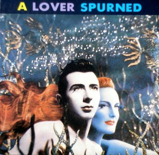 Marc Almond: A lover spurned, 1990, cd 3'' Japon