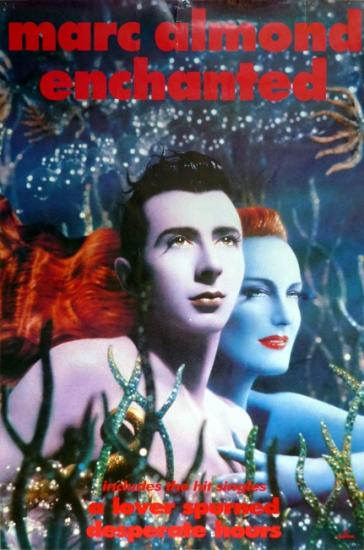1990 aff promo Marc Almond 'Enchanted'