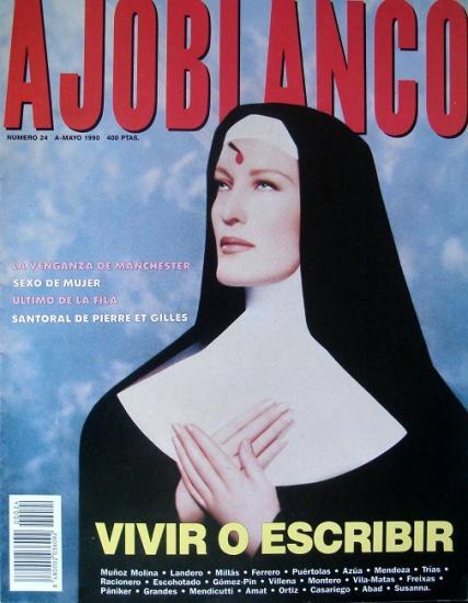 1990 Ajoblanco n°24 (Espagne)
