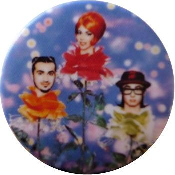 1990 badge Deee Lite