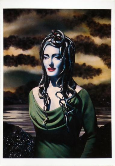 1990 cp 'Méduse' Zuleika Ponsen, New York