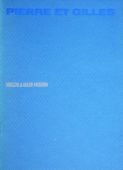 """Catalogue de l'exposition """"Pierre et Gilles"""", 1990"""