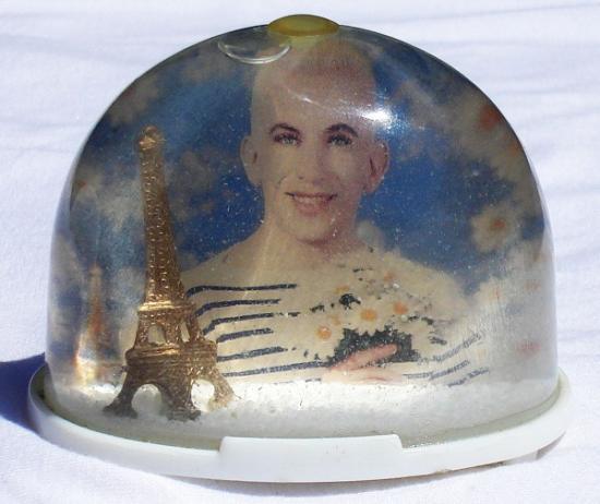 Boule de neige Jean-Paul Gaultier, 1990
