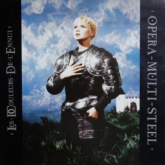 Opera Multi Steel: Les DCouleurs de l'ennui, 1990