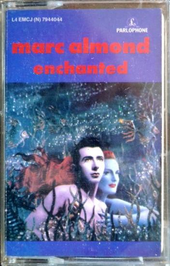 1990 Marc Almond 'Enchanted' Afrique du Sud