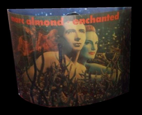 Présentoir promotionnel Marc Almond, Enchanted, 1990