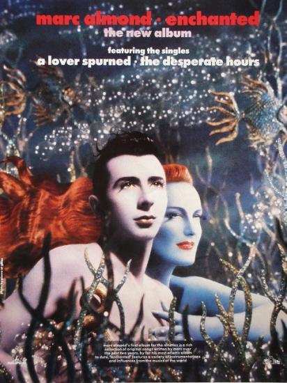 1990 promo album de Marc Almond, Enchanted