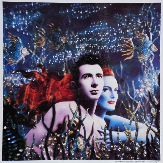 1990 promo pour l'album de Marc Almond, Enchanted