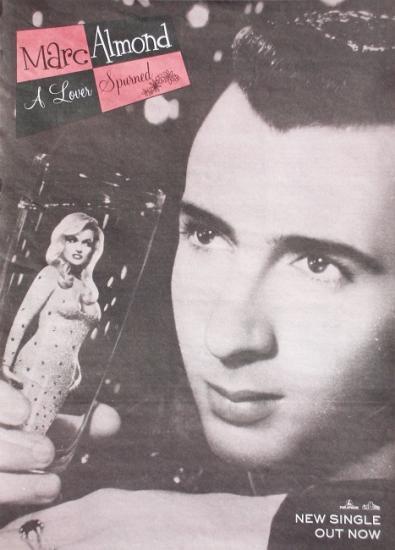 1990 promo du single de Marc Almond, A lover spurned