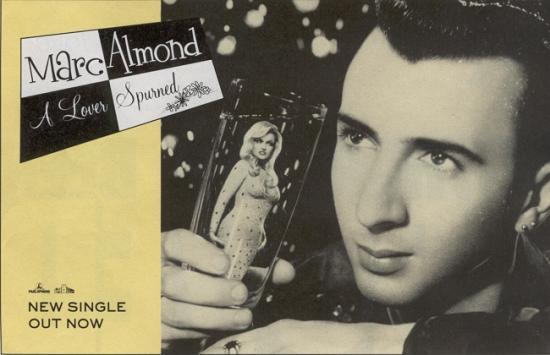 1990 promo du single de Marc Almond, A lover spurned