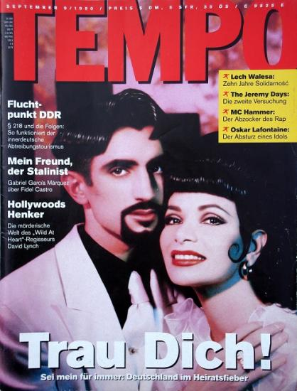 1990 Tempo n°9 (Allemagne)